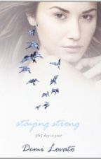 Staying Strong de Demi Lovato. Traduction Françaises. by PaulineSmile