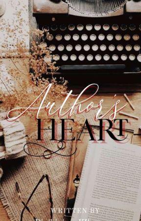 Author's Heart by Ynyneinna