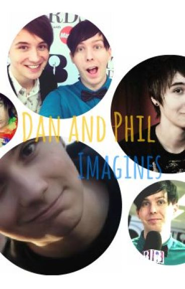 Dan and Phil imagines