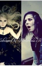 Kidnapped by Motionless In White by CashbyTrash066