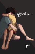 affection || reddie by yari7wheeler
