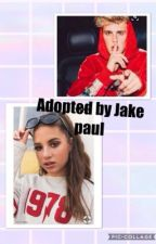 adopted by jake paul by fanfiction1190