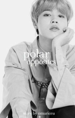polar opposites | yoonmin by alicethepotato