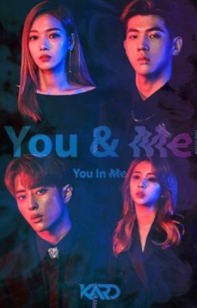 You in Me|| K.A.R.D by glittersparklerenjun