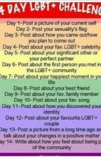 14 day LGBT challenge by baby-dont-hurt-me