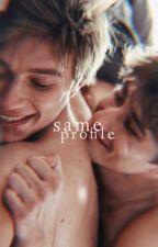 same profile // jikook by icedteahwasa