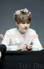 My brother Suga //Romana by -cactus_uitat