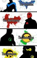 Batboys x Reader Imagines/Oneshots by Smallbobthekitten