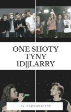 One Shoty Tyny || 1D | Larry by najulrzeczny