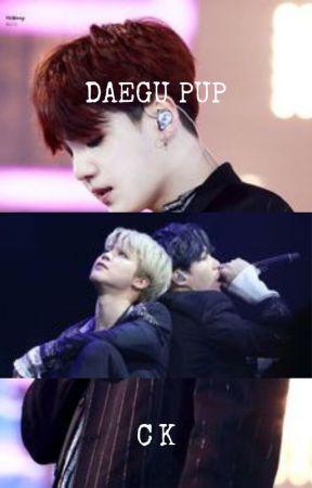 Daegu Pup (Yoongi/Suga) (BTS) (Yoonmin) (Jimin) by GlamArmyGirl93