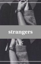 strangers ; brooklyn wyatt♡ by moonlitwyatt