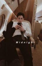 Midnight | Zach werenski by Kk_lmao_1995