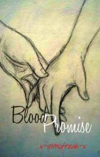 Blood Promise by x-elmofreak-x