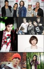 The Adventure (One Direction+etc. Fanfic) IMAGINE !! -TH by Pynn_P