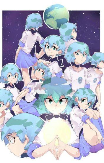 earth chan memes - random girl 8397
