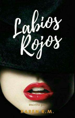Labios Rojos I by Karenrm1923