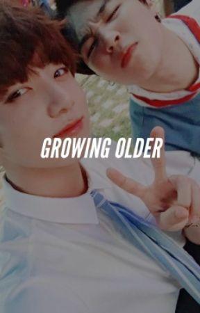 Growing older + jikookmin os by http_sad