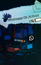 """Whatsapp de activos"" EXO by sofiu1811"