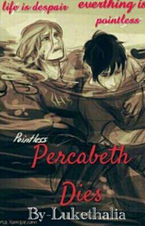 Percabeth Dies by Lukethalia