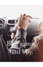 Bad game, bad boy. by _mb916_