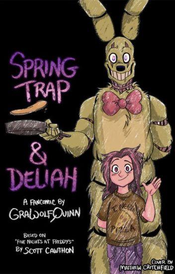 Springtrap and Deliah - Drawkills & Demons - Wattpad