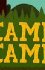 Camp Camp X Reader by GlazeyGlare