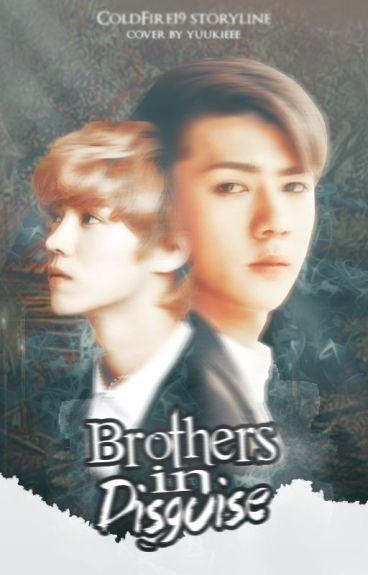 Brothers in disguise (boyxboy)