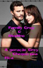 ♣O Destino Do Grey♣  by Angel_oConnor