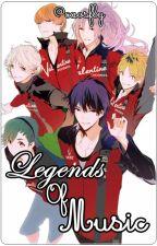 Legends Of Music || Interativa by -_TioDosKumamon_-