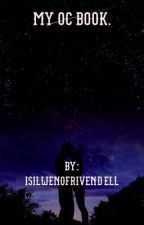My OC book #2 by IsilwenofRivendell