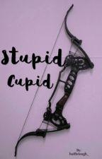 Stupid Cupid ||CLINT BARTON||  by huffletough_