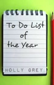 To Do List of the Year by SilverandBlue