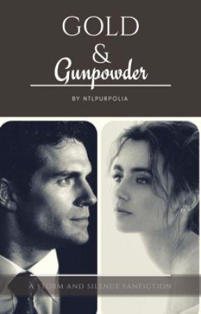 Gold & Gunpowder by ntlpurpolia
