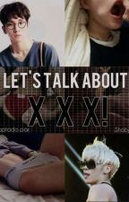 Let's talk about xxx! | JongKey • fanfic | [ADAPTACIÓN] by ShaBy_56
