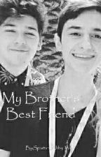 My Brother's Best Friend (TofuuGaming Fanfic) by Spartan_Abby_Wren