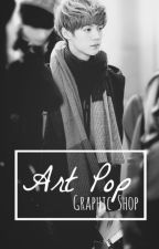 Art Pop Graphic Shop [closed] by -serenityleaf