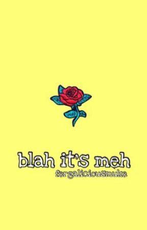 blah it's meh by fergaliciousmuke