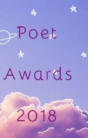 Poet Awards 2018 by PoetAwards2018