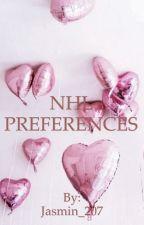NHL PPREFERENCES by Jasmin_207