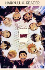 Haikyuu!! x Reader by Sa-san