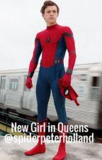 New Girl in Queens by spiderpeterholland