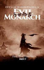 otherworldly evil monarch by shima1212
