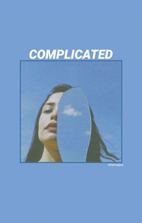 complicated      ♡ jian by etherealjian