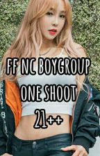 FF NC BOYGROUP ONE SHOOT by pandarepx