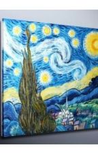 The Meaning Of Vincent Van Gogh Starry Night Painting by JausiTueller