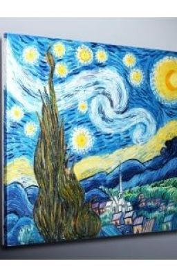 The Meaning Of Vincent Van Gogh Starry Night Painting ...