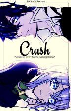 ♥ C R U S H ♥ - Gruvia [A.U] by IsaScarletLockser