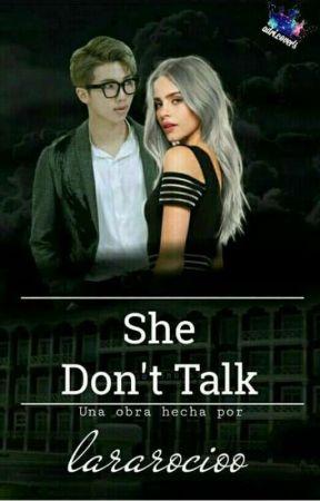 She Don't Talk. [Kim Namjoon] (pausada) by lararocioo