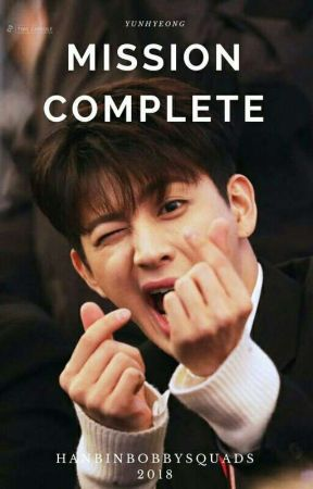 Mission Complete [Yunhyeong]  by hanbinbobbysquad