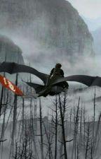 Под облака на чёрных крыльях [Как приручить дракона] by ad_dd_5